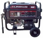 Бензогенератор Lifan S-Pro 6500 6-6.5 кВт купить дешево